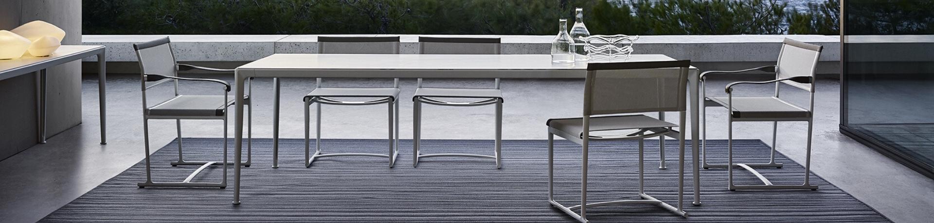 B&B Italia outdoor meubelen outdoor living outdoor meubilair outdoor design